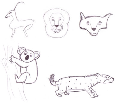Land critters