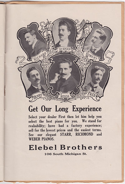 Elebel Brothers Pianos